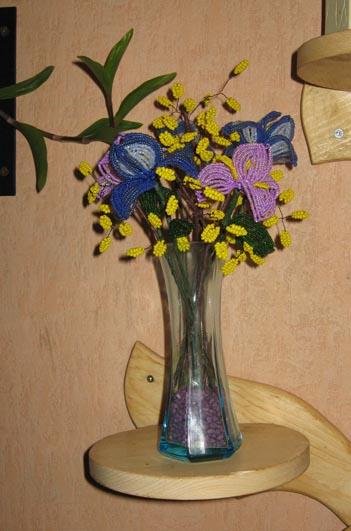цветы вьюны.